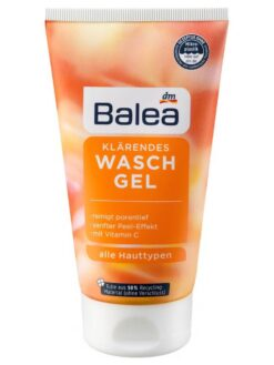 Sữa rửa mặt Balea Vitamin C Waschgel, 150ml