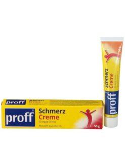 Kem giảm đau Proff SchmerzCreme, 50 ml